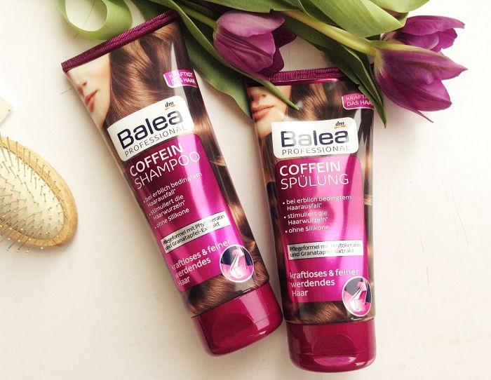 Balea Professional șampon și Balsam Cu Cofeină Zonamov